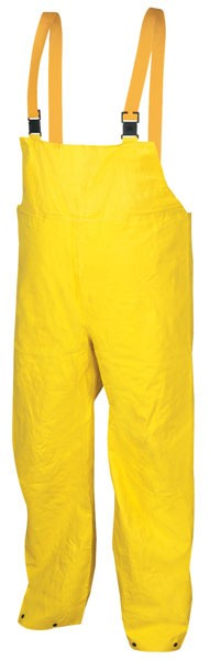 River City Concord Yellow Bib Pants-No Fly-XLarge