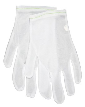 Memphis Low Lint Nylon 2 Piece Reversible Inspectors Gloves-Ladies Medium