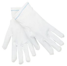 Memphis Heavy Stretch Nylon 2 Piece Reversible Inspectors Gloves-Small
