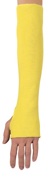 "Memphis Double Ply Knit Kevlar Sleeve with Thumb Slot-21"" Length"