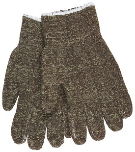 Memphis Kevlar-Cotton Economy Weight Glove-Continuous Knot Wrist-Large