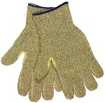 Memphis Kevlar-Cotton-Polyester Regular Glove-Reinforced Thumb-Large