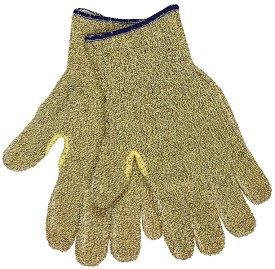 Memphis Kevlar-Cotton-Polyester Regular Glove-Reinforced Thumb-XSmall