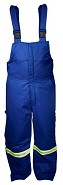 Memphis Max Comfort Insulated Bib Overall-Royal Blue-Regular 3XLarge