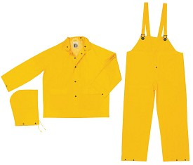 River City Classic 3pc Yellow Suit-Limited Flammability-7XLarge