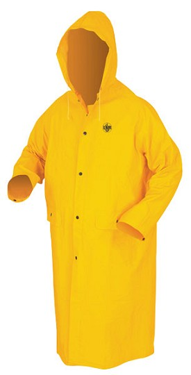"River City Classic 49"" Yellow Coat-Limited Flammability-Large"