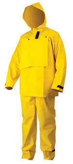 River City Hydroblast LF Yellow 2pc Suit-3XLarge