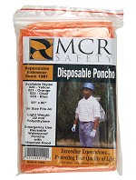 River City Schooner Jr Poncho-Orange-50