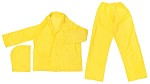 River City Zodiac Yellow 3pc Suit-Large