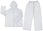 River City Squall Clear 2pc Suit-Medium
