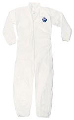 River City DuPont Tyvek Elastic Sleeves & Ankles Shoe Cover-White-XLarge