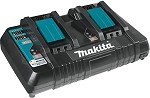 Makita 18V LXT Lithium-Ion Dual Port Rapid Optimum Charger