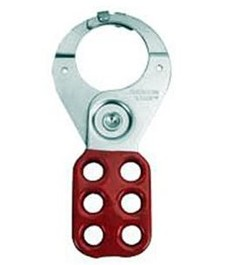 "Master Lock 1-1/2"" Safety Hasp"