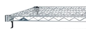 "Metro 21 x 60"" Super Adjustable Super Erecta Shelf-Chrome"