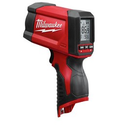 Milwaukee M12 12:1 Infrared Temperature Gun