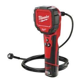 Milwaukee M12 M-Spector 360 Rotating Digital Inspection Camera Kit