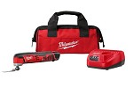 Milwaukee M12 Oscillating Multi-Tool Kit