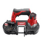 Milwaukee 12V Cordless Portable Band Saw - Bare Tool