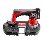 Milwaukee 12V Cordless Portable Band Saw Kit