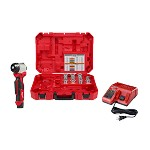 Milwaukee M12 Fuel Cable Stripper Kit for Al THHN/XHHW