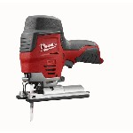 Milwaukee 12V Cordless Jig Saw - Bare Tool