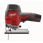 Milwaukee 12V Cordless Jig Saw Kit