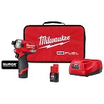 Milwaukee M12 Fuel Surge 1/4