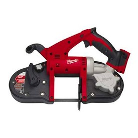 Milwaukee M18 Fuel Cordless Compact Portable Band Saw - Bare Tool