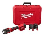 Milwaukee M18 Short Throw Press Tool Kit