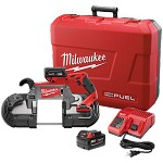 Milwaukee M18 Fuel Deep Cut Band Saw Kit
