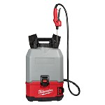 Milwaukee M18 Switch Tank 4 Gallon Backpack Concrete Sprayer Kit