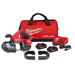 Milwaukee M18 Fuel Cordless Compact Dual-Trigger Portable Band Saw Kit