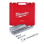 Milwaukee 47 pc 1/2