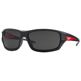 Milwaukee Tinted Lens Performance Safety Glasses in Polybag