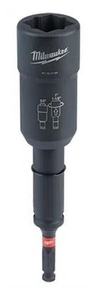 Milwaukee Shockwave Lineman's 3-in-1 Distribution Utility Socket
