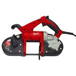 Milwaukee 7.0 Amp Portable Band Saw Kit