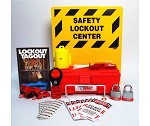 NMC Electric Lockout Tagout Center Kit