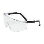 Bouton Zenon Z28-Black/Clear Safety Glasses