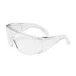 Bouton The Scout-Clear/Clear Safety Glasses
