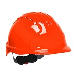 JSP Evolution 6151 Hard Hat - Bright Orange