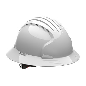 JSP Evolution 6161 Hard Hat - White