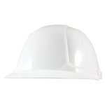 JSP Comfort Plus 5151 Hard Hat - White