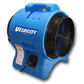"Pearson Industries 12"" VELOCITY Industrial Ventilator"