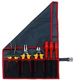 Facom by Proto 6 pc. 1000VE Pliers/Screwdriver Set