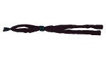 Pyramex Black Cotton Cord - 12 pk.