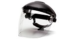 Pyramex S1110 Polycarbonate Tapered Face Shield