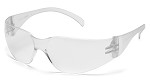 Pyramex Intruder Clear Anti-Fog Lens and Frame Safety Glasses - 12 pk.