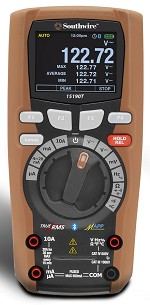 Southwire MaintenancePRO Data Logging Cat IV Multimeter