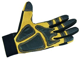 Southwire Electrician's Work Gloves - Size L