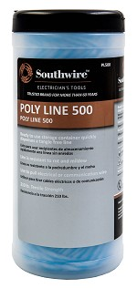 Southwire 500 ft. 210 Tensile Strength Poly Line